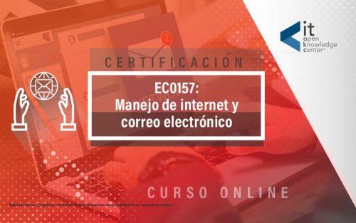 EC0157 Manejo de internet y correo electrónico