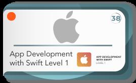 App development with swift level 1