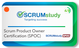 Scrum product owner certification (SPOC)