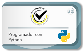 Programador con python
