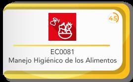 EC0081 manejo higiénico de los alimentos